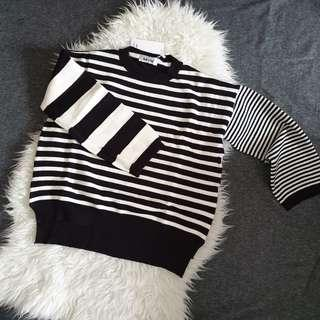 Over size sweater