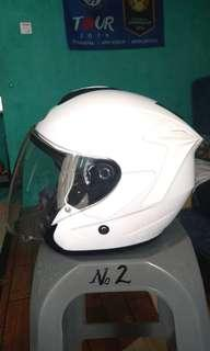 Helm INK Dynamic White