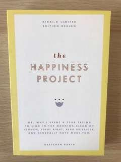 Limited Edition - The Happiness Project - Gretchen Rubin