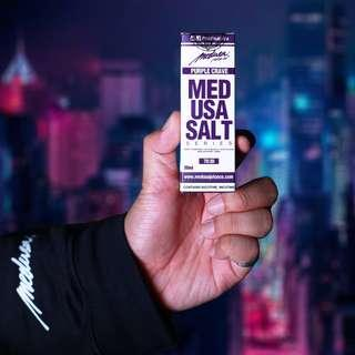 Medusa Salt Nic (30ml)
