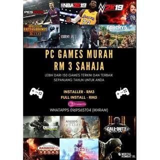 PC GAMES MURAH