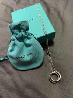 Tiffany & Co Interlocking Necklace