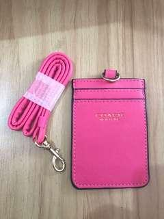 Lanyard / ID Card Holder Coach Replica