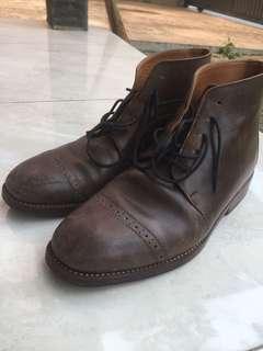 Sepatu boots arven shoes