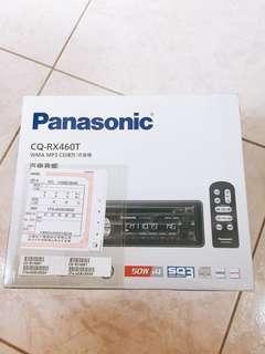 🚚 Panasonic 國際牌汽車音響CQ-RX460T