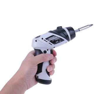 Electric Screwdriver Mini Wireless Drill Household Set