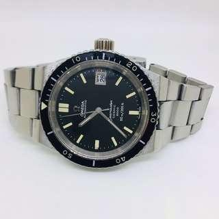 ( SOLD ) Omega Seamaster Divers Cosmic Calibre 1012 Automatic Men Watch