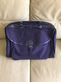 🚚 Ralph Lauren Navy Blue duffel bag