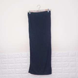 🔥買一送一🔥9.5成新,側邊開岔 性感長裙