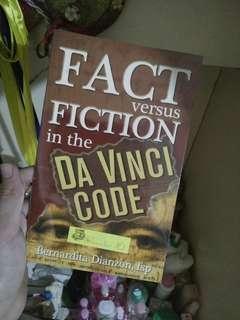 Fact vs Fiction on the Da Vinci Code