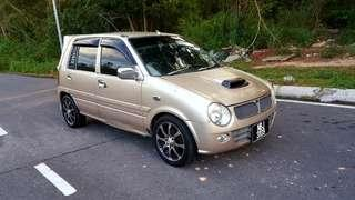 Perodua Kancil 850 MT 2003 First Owner