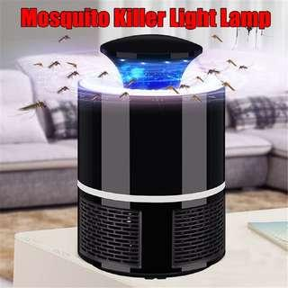 USB Electric Fly Mosquito Insect Killer LED Light Trap Lamp Pest Control