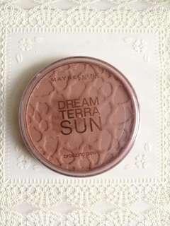 Maybelline New York Dream Terra Sun Bronzer