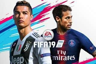 FIFA 19 PS4 ACCOUNTS