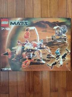 LEGO Life on Mars 7316