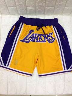"ac2d5b7c200 NBA X Just Don Shorts ""Los Angeles Lakers"""