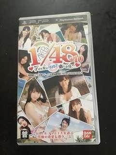 Psp akb1/48關島篇