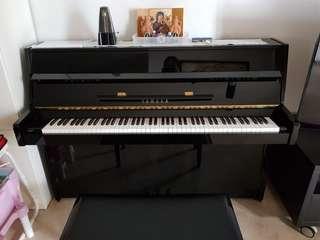 🚚 Yamaha Piano C108