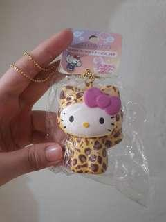 hello kitty scented licensed squishy