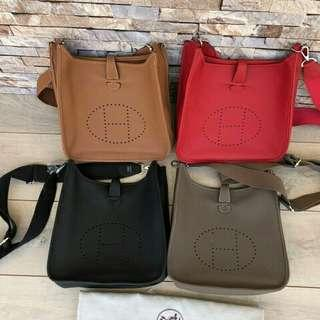 Tas Hermes Evelyn Supermirror Quality