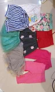Bundle Baby Girl Clothes