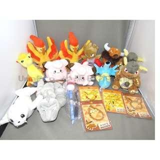 Pokemon Center Pokemon fit 全151種毛公仔 現貨預訂