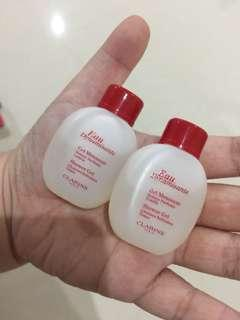 Clarins body wash minisize
