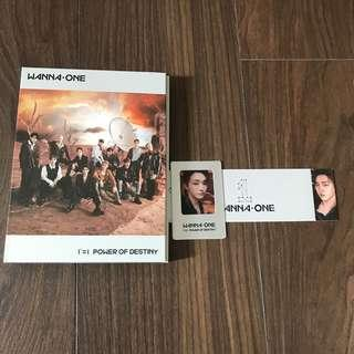 Wanna One Power of Destiny POD Album