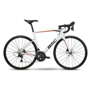 BMC Roadmachine 02 Three 2018 Road Bike size 47 and 51