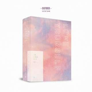 [UNSEALED] BTS - Love Yourself in Seoul DVD