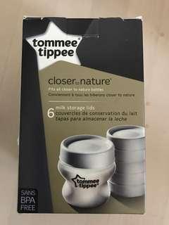 Tommee Tippee Storage Lids 18個
