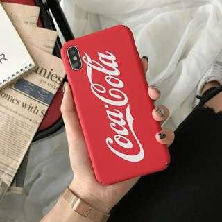 🚚 PO: Coca Cola Phone Casing