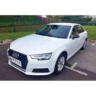 🚚 Audi A4 CAR RENTAL