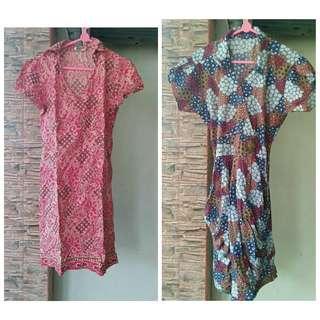 Dress Batik Borongan