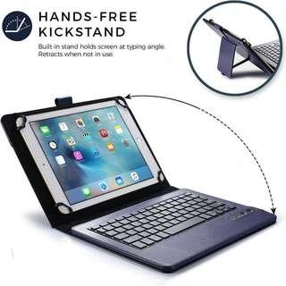 (E1060) Cooper Infinite Executive Keyboard case (Blue)