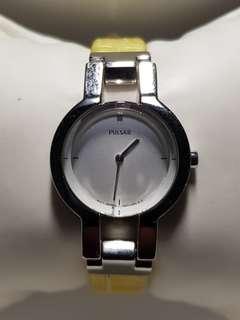 Unique Pulsar watch for Ladies!!