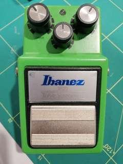 Ibanex ts9 tube screamer