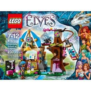 LEGO Elves Elvendale School of Dragons, 41173