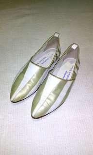 Claude Montana pour Stephane Kelian Leather Shoes