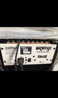 CRUSH PIX CR12L amplifier