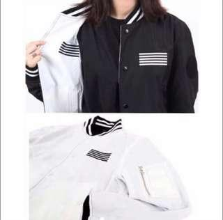 🚚 CLEARANCE WTS BIGBANG MADE 2015 TOUR REVERSIBLE JACKET