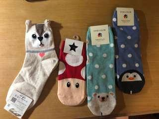 🚚 KOREAN CUTE SOCKS