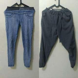 Celana Leging dan Joger Borongan
