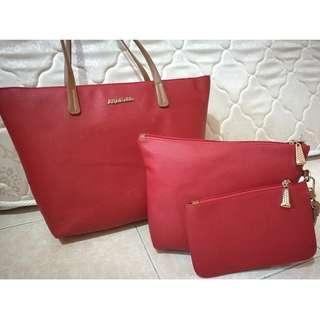Authentic Alfio Rado Tote Bag (3 in 1)