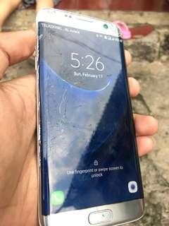 Samsung s7 edge minus