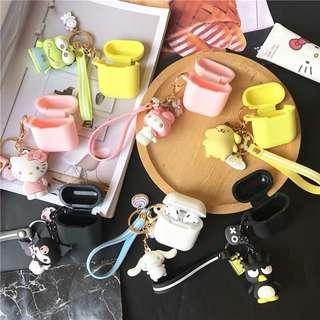 🚚 AirPods Cover Cute Cartoon Melody Pompompurin