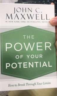 The Power of your Potential by John C Maxwell