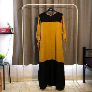 Gamis dress murah