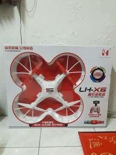LH-X6超大型四軸空拍機