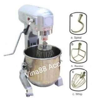 Mesin Mixer Planetary B - 30 Liter PCH - 10210